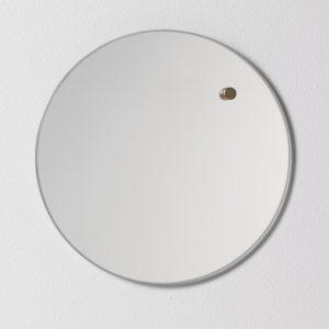 Glastavla magnetisk - Spegelglas