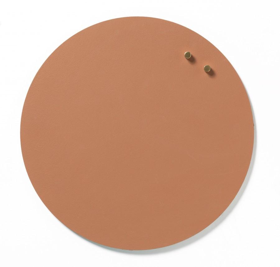 Magnettavla - Terracotta - Ø35cm