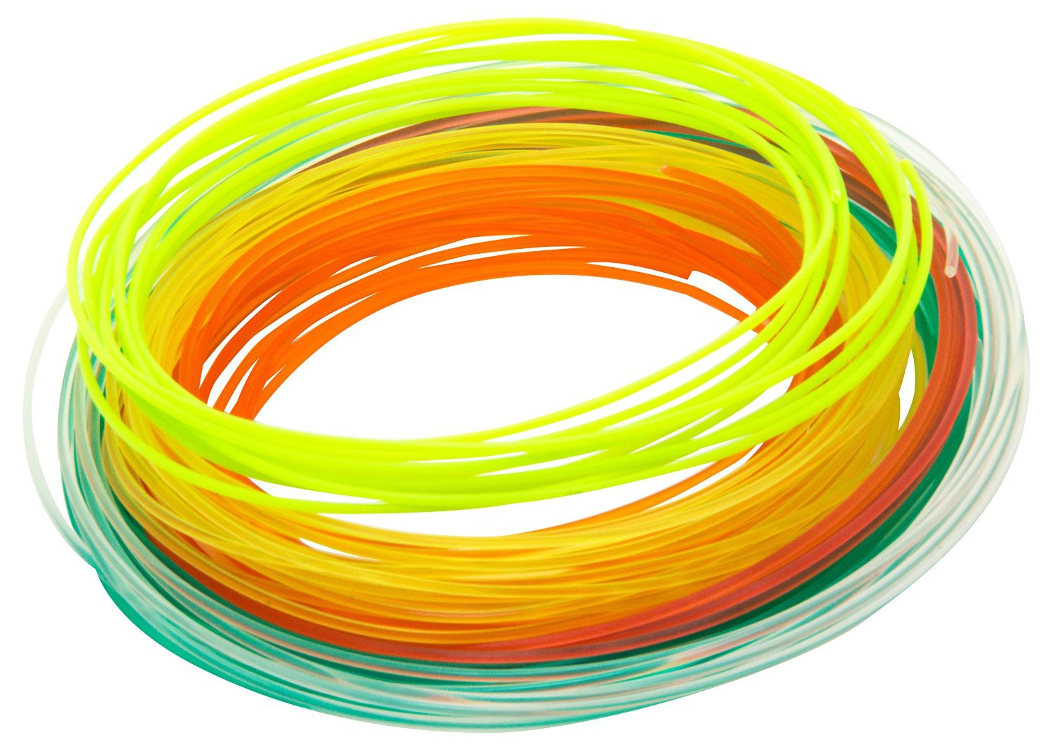 XYZPrinting 3D-Pen PLA 1.75mm Filament 216 g - 6 random colors - 12m of each color