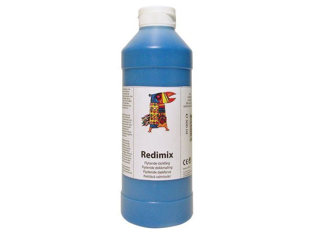 Readymix 500ml ljusblå