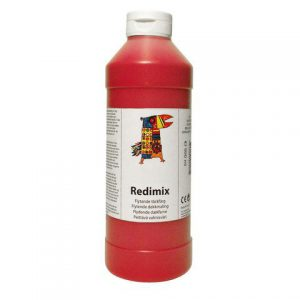Readymix 500ml klarröd