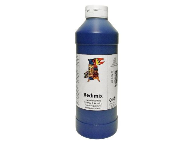 Readymix 500ml Klarblå