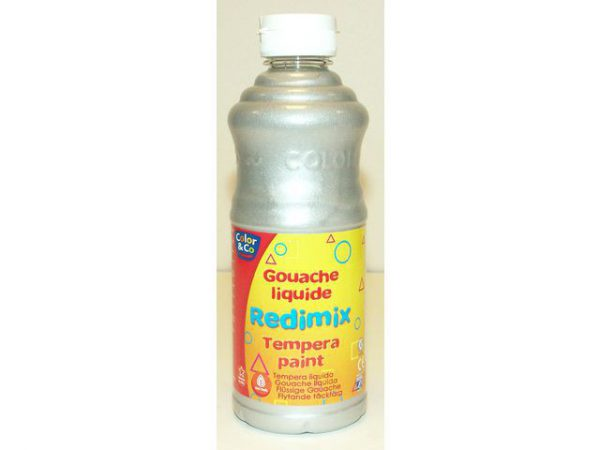 Readymix 500ml Silver