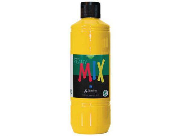 Readymix Svanenmärkt 500ml Primärgul