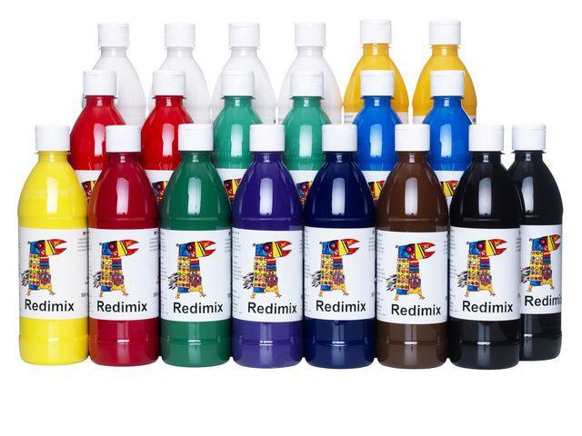 Readymix klassuppsättning 20 flaskor
