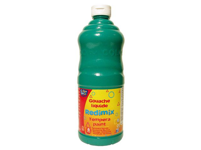 Readymix 1000ml Mörkgrön