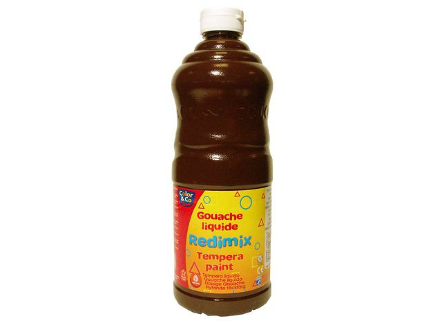 Readymix 1000ml Brun