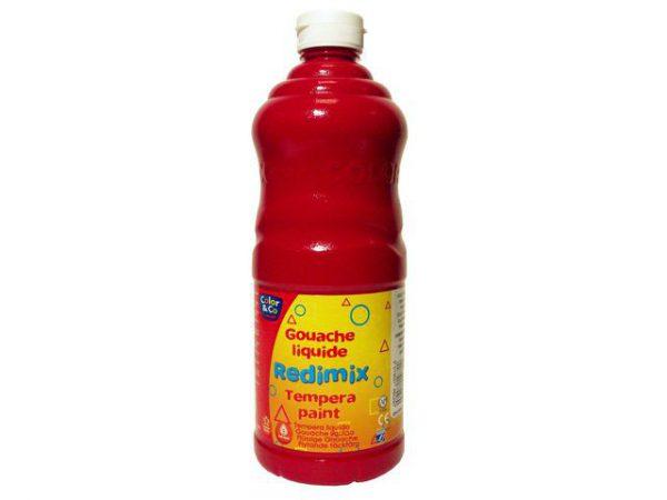 Readymix 1000ml Mörkröd-primärröd