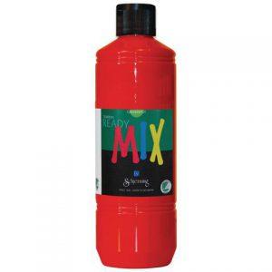 Readymix Svanenmärkt 500ml Röd
