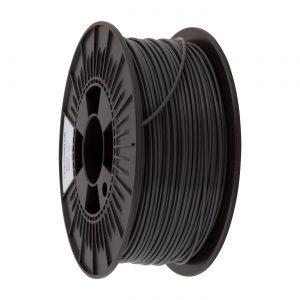 PrimaValue ABS Filament - 1.75mm - 1 kg spool - Mörkgrå