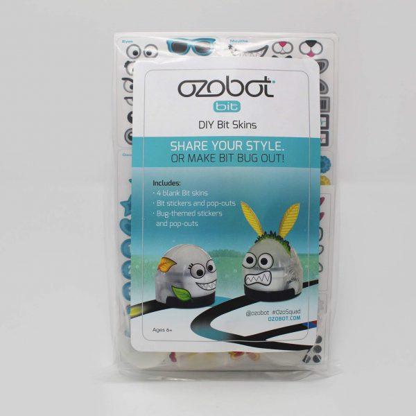 Ozobot Bit / DIY skin Accessory Pack for Ozobot Bit