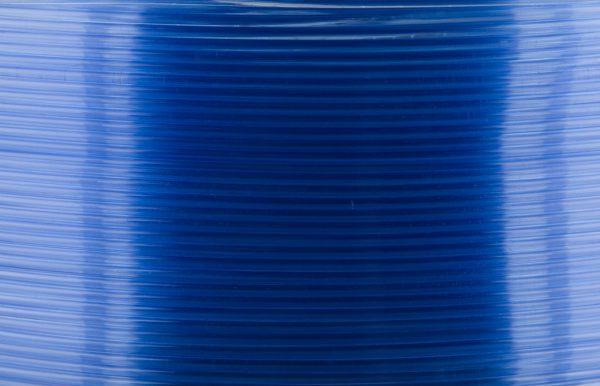 EasyPrint PETG - 1.75mm - 1 kg - Transparent Blå