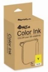 XYZprinting Color Ink Cartridge - Yellow