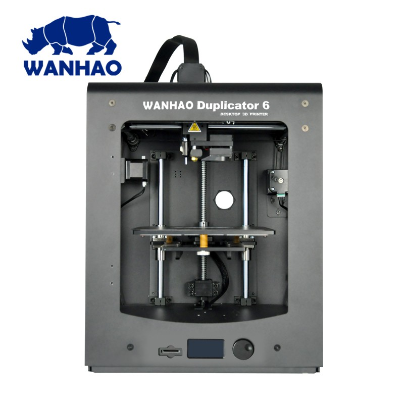 Wanhao Duplicator 6 Plus with side and top covers