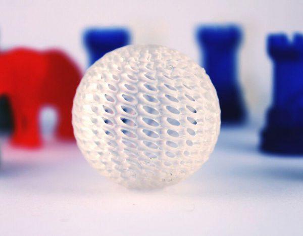 Monocure 3D Rapid Resin - 500 ml - Clear