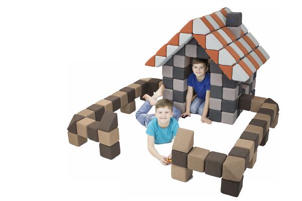 Jollyheap magnetiska byggklossar