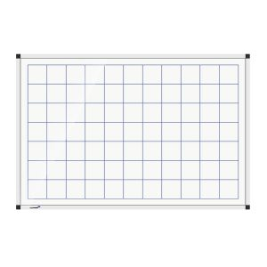 Whiteboards PREMIUM med rutnät