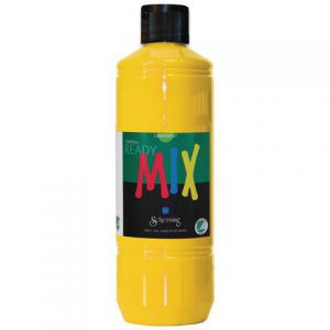 Readymix 500ml primärgul