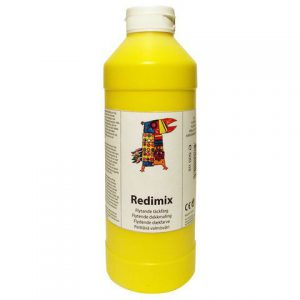 Readymix 500ml ljusgul