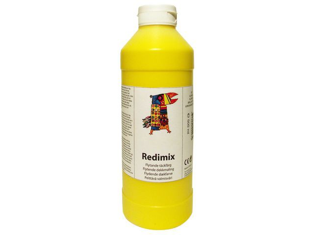 Readymix 500ml ljusgul