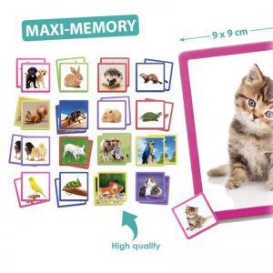 Maxi-Memory Husdjur