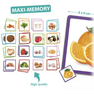 Maxi-Memory Nyttig Mat