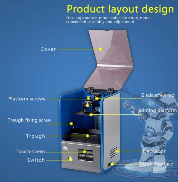 Creality LD-001 DLP Printer