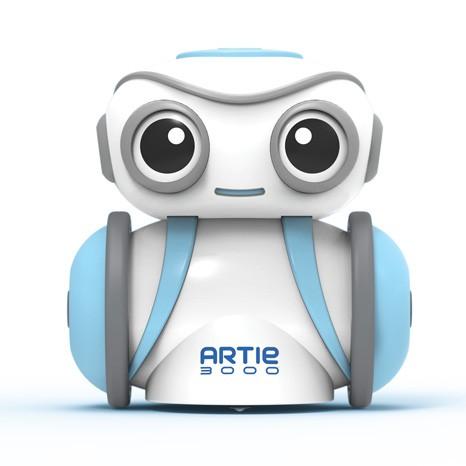 Artie, kodnings- och ritroboten