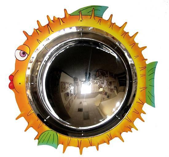 Månfisken Spegelpanel